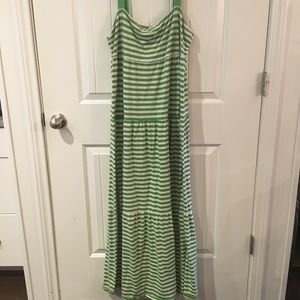 🌟🌟 Prairie Style Maxi Dress